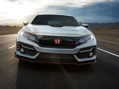 2020 Civic Type R Updated