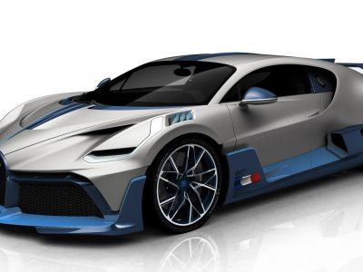 40cr Bugatti Divo Custom Specification
