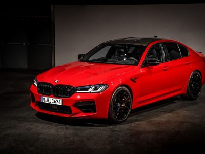 2021 BMW M5 Revealed With Top Speed Of 305kmph