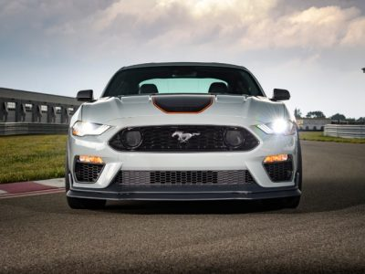 2021 MUSTANG MACH 1 LIMITED-EDITION REVEALED BY FORD