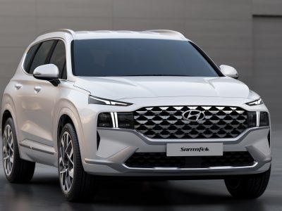 Hyundai unveils The New 2020 Santa Fe
