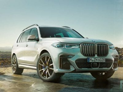 The New BMW X7 M50d launched in India at 1.6cr