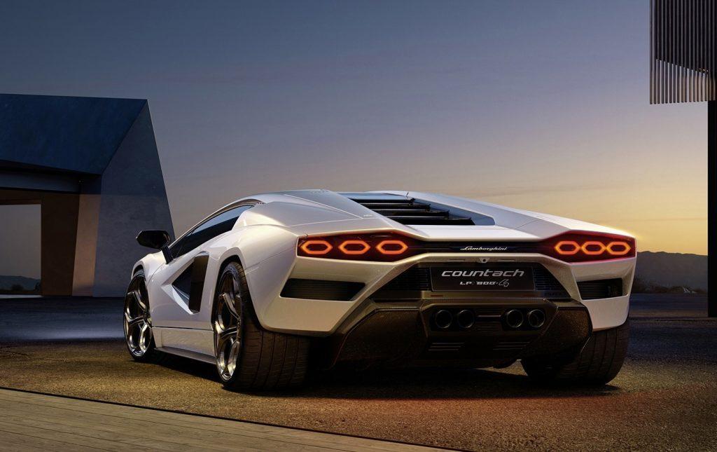 Lamborghini Countach LPI 800-4 2022 The new one off model launch from lamborghini. dxpart